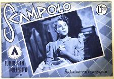 IL MIO FILM PREFERITO N.8 SCAMPOLO 41 AMEDEO NAZZARI LILIA SILVI MALASOMMA