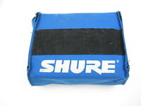 Shure Soft Velcro Case - Demo, Free Shipping