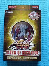 Yu-gi-oh Storm Of Ragnarok Special Edition STOR English NEW BNIB