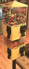 UTURN TERMINATOR Machine CANDY VENDING 8Select MACHINE w/ Gumball Toy Tumbler