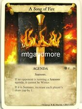 A Game of Thrones LCG - 1x a Song of Fire #039 - Fire and Ice