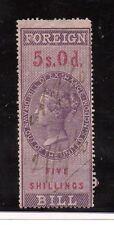 Gran Bretaña Monarquias valor Fiscal (AS-93)