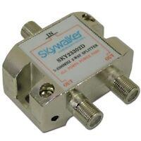 Skywalker Signature Series Splitter 5-2300MHz, 2-Way
