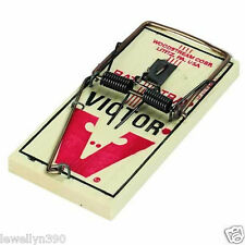 Victor M200 WOODEN Snap Spring RAT Trap  NEW!