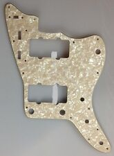 NEW Jazzmaster Pickguard Cream Pearl 4 Ply for USA Fender Guitar