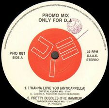 VARIOUS (ANTICAPPELLA / THE HAMMER / MASSIVE RAVISHING LOVE) - Promo Mix 81