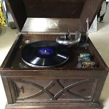 More details for hmv model 104 table top gramophone