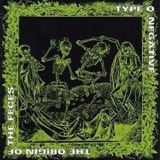 "TYPE O NEGATIVE ""THE ORIGIN OF THE FECES"" CD NEUWARE"