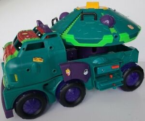 Rise Of The Teenage Mutant Ninja Turtles 2018 Tank 2 in 1Mobile Ops Unit 82511