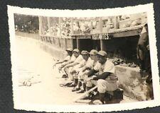 1940's Ramon Bragana, Cuban Baseball Legend, Veracruz Team, Orig Photo 3 x 4.25