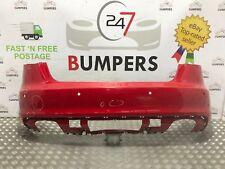 2012 - 2015 GENUINE AUDI S3 A3 S LINE SPORTBACK 5DR REAR BUMPER P/N: 8V4807511C
