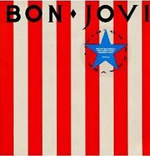 """Bon Jovi Livin On A Prayer UK limited edition 4-track Gatefold 12"""""""