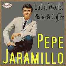 PEPE JARAMILLO iLatina CD 9 Musica Latina Piano Ambiente Lounge Instrumental