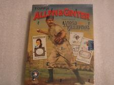 2010 Topps Allen & Ginter Baseball Factory Sealed Box 24 Packs / 8 Cards (B30)