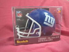 New York Giants Mini Helmet Official NFL Scotch Tape Dispenser GREAT COLLECTIBLE