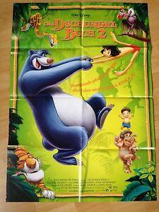 Filmposter * Kinoplakat * A1 - Das Dschungelbuch 2 * EA 2003 *