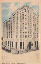 Huron & Erie Building LONDON Ontario Canada 1940s PECO Postcard 9