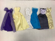 Barbie Mattel Gown Dress Mixed Lot Branded #3