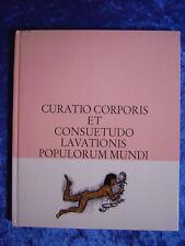 """""""Curatio Corporis et Consuetudo Lavationis Populorum Mundi"""" von Theodor Mildner"""