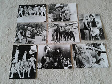 Can't stop the music    Village People    8 original German press photos