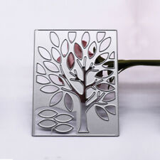 Rectangle Tree Leave Metal Cutting Dies DIY Stencil Scrapbooking Paper Card