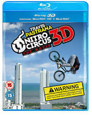 Nitro Circus: The Movie (3D Edition with 2D Edition) [Blu-ray]