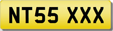 NT NTS  XXX SEXY  Private CHERISHED Registration Number Plate
