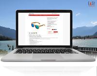Ebayvorlage 2019/2020 100% mobile optimiert eBay Template Design Business R red