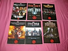 MCU AVENGERS BLACK PANTHER GOTG CIVIL W WINTER SOLDIER PRELUDE GRAPHIC NOVEL TPB