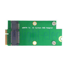 Mini PCI-E mSATA SSD to Sandisk SD5SG2 Lenovo X1 Carbon Ultrabook Card PCBA DH
