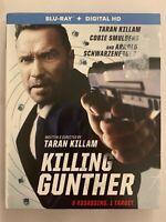 Killing Gunther Blu-ray disc