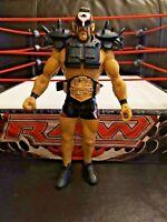 WWE ROAD WARRIOR ANIMAL JAKKS WRESTLING ACTION FIGURE CLASSIC SUPERSTAR SERIES 9