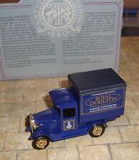 LLEDO-PROMO-Chevrolet box van-BBC ANTIQUES ROADSHOW ROYAL DOULTON-Coffret