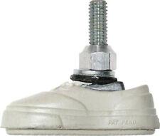 Kool-Stop Vans Brake Pads: Pair, White Looks Like A Vans Shoe