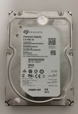"Seagate Enterprise Capacity ST3000NM0005 3TB 7.2K 3.5"" SATA 6Gb/s 128MB HDD v5"