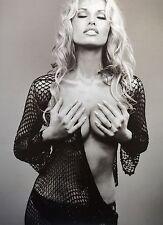 Bruno Bisang & Adriana Sklenarikova Limited Edition B&W Photo Print 38x52cm Nude