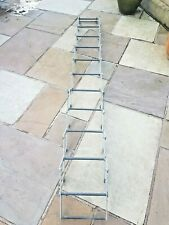 More details for pakaway extendable / collaspible metal loft / attic ladders 127
