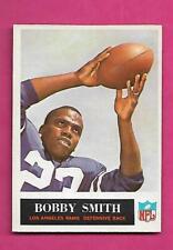 1965 PHILADELPHIA  # 95 RAMS BOBBY SMITH ROOKIE  NRMT CARD (INV# C3787)