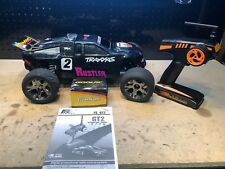 TRAXXAS RUSTLER/BANDIT VXL 2WD BRUSHLESS 1/10 USED LOSI REDCAT ASSOCIATED HPI