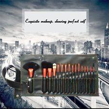 16 Pcs Makeup Tool Kits Foundation Professional Goat Hair Makeup Brush Set IB