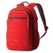 Maletines, bolsas y fundas mochilas rojos para cámaras de vídeo y fotográficas