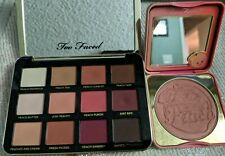 Too Faced just peachy Mattes And Papa don't peach blush