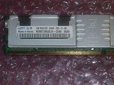 Samsung M395T2953EZ4-CE65  1GB 2RX8 PC2-5300F 667 MHZ ECC Server Memory
