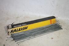 Vintage Bicycle Raleigh Rustless Spokes 290mm x 63