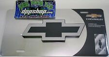 Chevrolet Chevy GMC Bowtie license plate tag logo emblem 3D pickup truck gm Car
