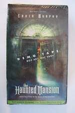 Disney's The Haunted Mansion VHS PROMO Screening DEMO Video Tape New Sealed