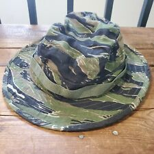 U.S. Army Camo BDU Round Hat 7-1/2 Propper Military Gear w/drawstring