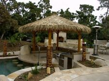 7ft  Palapa Umbrella Cover Tiki BBQ Mexican Palm Thatch Replacement