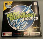 The MP3.com Music and Technology Tour CD 1999 Promo Sampler PC Computer Disc NEW
