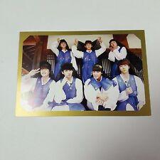 BTS 1st Fan Meetings Official Goods 2014 diary Group photocard 1p KPOP Bangtan c